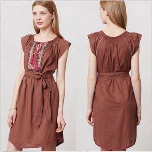 NWOT Anthropologie Maeve Marbella dress